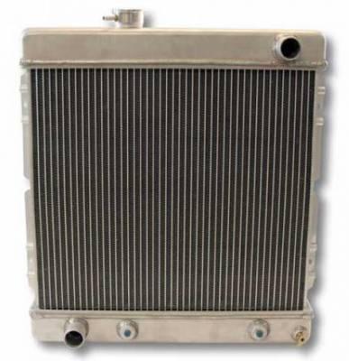 Scott Drake - 64 - 66 Mustang 6 Cylinder Aluminum Radiator
