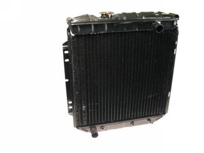 Scott Drake - 64 - 66 Mustang 3 Row Hi-flow Radiator (6 Cyl)