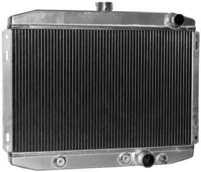Scott Drake - 67 - 69 Mustang High Performance Aluminum Radiator