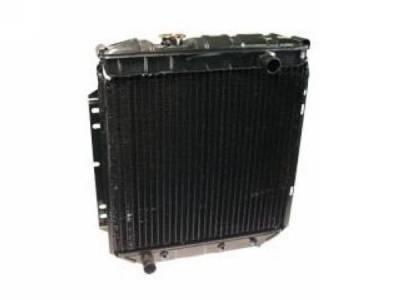 Scott Drake - 67 - 69 Mustang 3 Row Hi-flo Radiator (Small Block, without A/C)