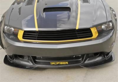 TruFiber - 10 - 12 Mustang GT Carbon Fiber Front Air Dam
