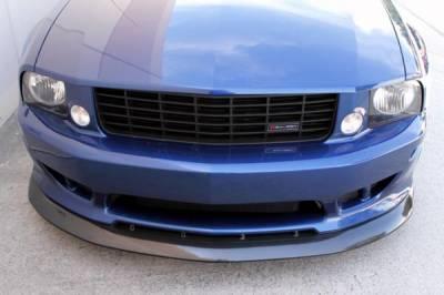 TruFiber - 05 - 09 Mustang Carbon Fiber Chin Spoiler