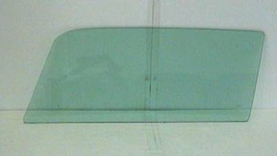 Miscellaneous - 67-68 Mustang Coupe LH Door Glass, Tinted