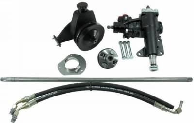 65 66 Mustang Power Steering Conversion Kit 6 Cylinder