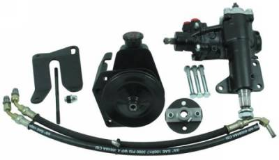 Borgeson - 1968 - 1970 Mustang Manual to Power Steering Conversion Kit, Small Block V8
