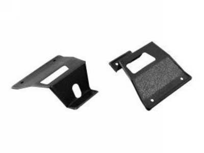 Scott Drake - 67-68 Mustang Fastback Rear Seat Latch Cover Plate