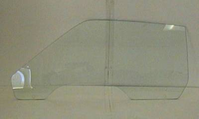 Miscellaneous - 69 70 Mustang Coupe  Lh Door Glass, CLEAR