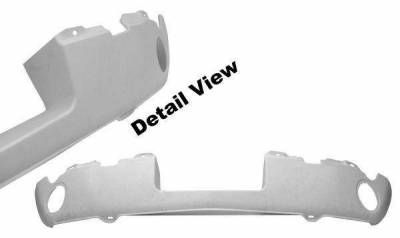 Dynacorn - 67 - 68 Mustang R Model Style Front Valance