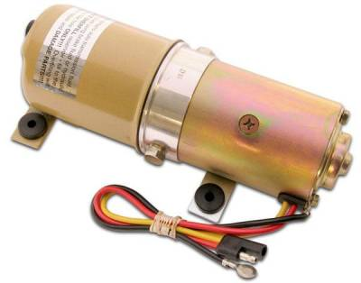 83 93 Mustang Convertible Top Pump Motor