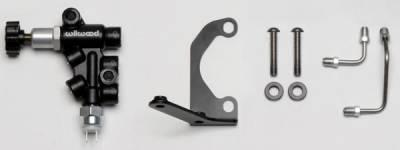 Wilwood Engineering Brakes - 1964 - 1973 Mustang  Wilwood Combo Proportioning Valve and Bracket Kit