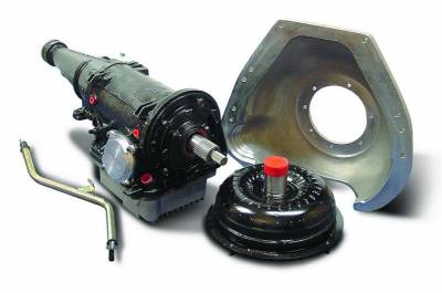 Performance Automatic - 1979 - 1985 Mustang C4 Small Block Ford Street Smart Systems Transmission