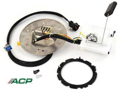 All Classic Parts - 01 - 04 Mustang Fuel Pump Module Assembly w/ Gasket, Filter, Float & Clips