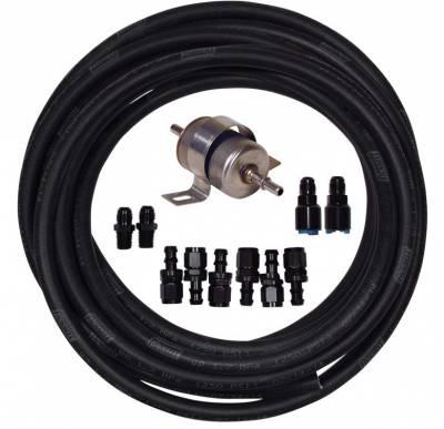 Stang-Aholics - Fuel Line Kit for EFI Engine Swap for EFI Fuel Pump