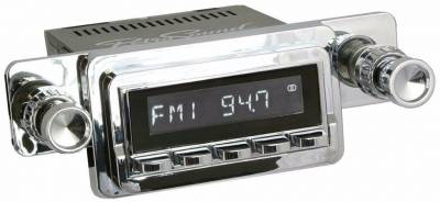RetroSound - 64 - 66 Mustang RetroSound Laguna Radio