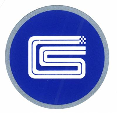 Scott Drake - 1964 - 1973, 1979-1981, 1994-2013 Mustang  Official CS Shelby Emblem