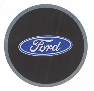Scott Drake - 1964 - 1973, 1979-1981, 1994-2013 Mustang  Official Ford Key Fob Emblem