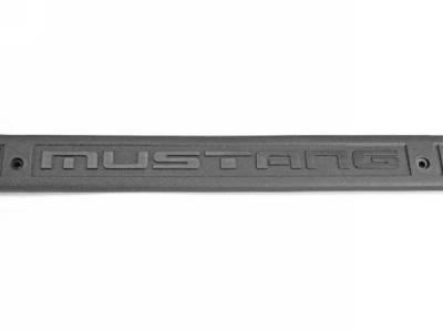 Scott Drake - 79 - 93 Mustang Sill Plates (gray)
