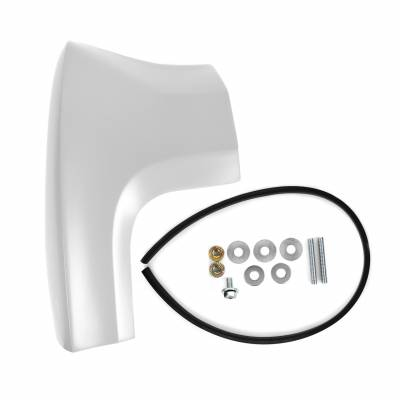 All Classic Parts - 64-66 Mustang Quarter Panel Extension, Left
