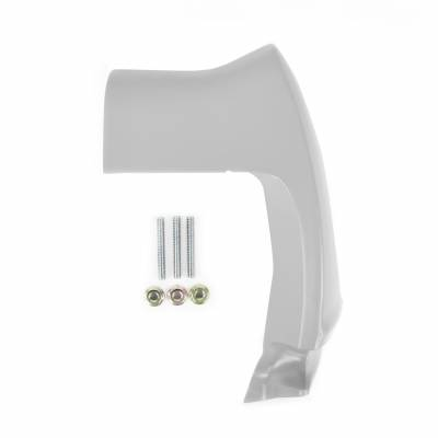 All Classic Parts - 69 Mustang Quarter Panel Extension, Coupe, Right