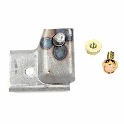 All Classic Parts - 68-70 Mustang Seat Side Hinge Bracket, Inner Left ONLY