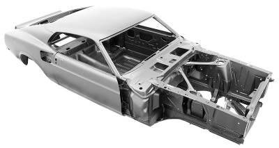 Dynacorn - 1969 Mustang Fastback Dynacorn Body Shell