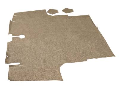 Scott Drake - 69-70 Mustang Coupe Convertible Trunk Mat (Speckled)