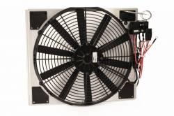 Cooling - Radiator Fan & Shrouds - Scott Drake - 64 - 66 Mustang Electric Fan & Shroud Kit