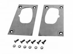 Door - Latches & Related - Scott Drake - 64-66 Mustang Door Latch Plate Repair Kit