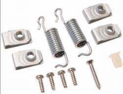 Electrical & Lighting - Headlights - Scott Drake - 1969 Mustang Headlight Assembly Hardware Kit