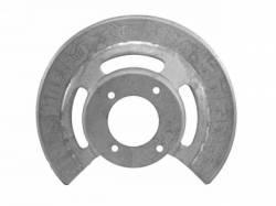 65-67 Mustang Disc Brake Dust Shields