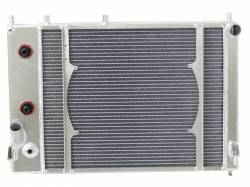 Radiators - 2 - Core - C & R Racing - 05 - 10 Mustang FR500C Radiator