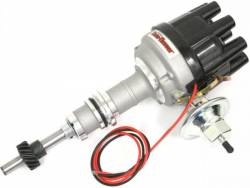 Ignition System - Distributor - Scott Drake - 64 - 73 Mustang Petronix Distributor, Fits SB