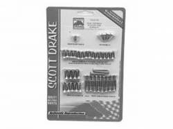 Interior - Fastners & Hardware - Scott Drake - 64-66 Mustang Fastback Interior Trim Screw Kit