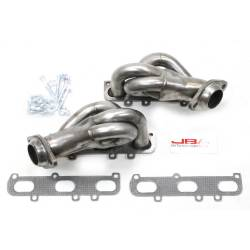Exhaust - Headers - JBA Headers - 11 - 14 Mustang V6 JBA SS Shorty Exhaust Header