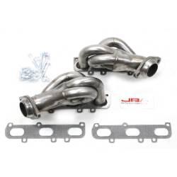 Exhaust - Headers - JBA Headers - 11 - 14 Mustang V6 JBA SS Shorty Exhaust Header