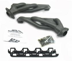 "Exhaust - Headers - JBA Headers - 86-93 Mustang JBA 5.0L 1-5/8"" SS Titanium Shorty Headers"