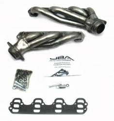 "Exhaust - Headers - JBA Headers - 94 - 95 Mustang 5.0L JBA 1-5/8"" SS Shorty Headers"
