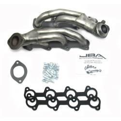 Exhaust - Headers - JBA Headers - 99-04 Mustang GT JBA Shorty Headers 1-5/8in SS