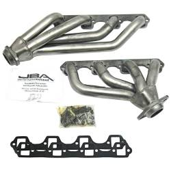 Exhaust - Headers - JBA Headers - 69-70 Mustang JBA Shorty Headers 1-5/8in SS 351W
