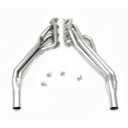 Exhaust - Headers - JBA Headers - 05-10 Mustang GT JBA Long Tube Headers 1-5/8in SS With 2-1/2in Collectors Silver
