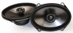 Shelby Performance Parts - 05 - 12 Mustang Kicker 6x8 Front And Rear Speakers