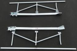 Suspension - Chassis Support - Kenny Brown Performance - 64 - 70 Mustang Kenny Brown Extreme Matrix Kit, Coupe/Fstbk