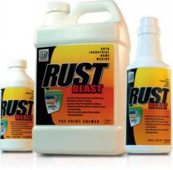 KBS Coatings - KBS Rust Blast, 1 Quart