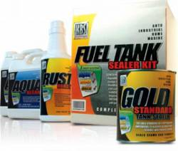 Paint & Sealants - Paints - KBS Coatings - KBS Auto Fuel Tank Sealer Kit