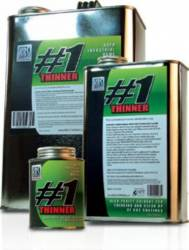 Paint & Sealants - Paints - KBS Coatings - KBS Thinner, 8 Ounces