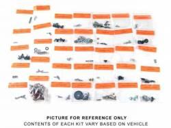 Interior - Fastners & Hardware - Scott Drake - 1967 Mustang  Interior Fastener Kit (Convertible, Deluxe Int)