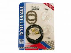Electrical & Lighting - Back Up Lights - Scott Drake - 64-66 Mustang Backup Lamp Installation Kit