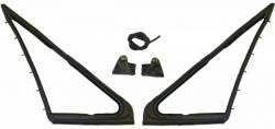 Weatherstrip - Kits - Scott Drake - 67 - 68 Mustang Vent Window Seal Kit