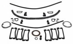Weatherstrip - Kits - Scott Drake - 67 - 68 Mustang Basic Repaint Kit