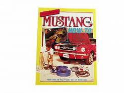 Accessories - Literature - Scott Drake - 1964 - 1973 Mustang How-To - Volume 1